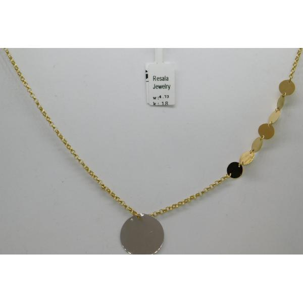 Necklace 18k Gold